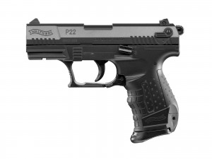 Replika pistolet ASG Walther P22 6 mm 2.5179